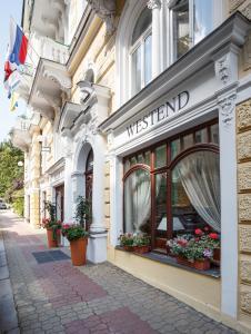 4 stern hotel Hotel Westend Marienbad Tschechien