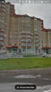 Apartments on Ulitsa Igorya Kirtbaya - Poselok Solnechny