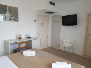 Hotel Sorriso, Отели  Милано-Мариттима - big - 26