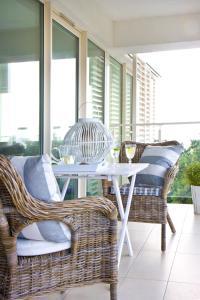 Biały Apartament Hampton w Playa Baltis