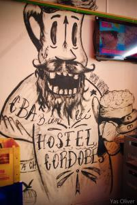 Hostel Cordobés, Hostely  Córdoba - big - 102