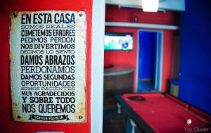 Hostel Cordobés, Hostely  Córdoba - big - 96