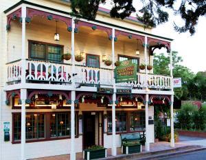 Historic National Hotel & Restaurant - Columbia