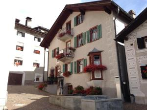 B&B Hotel & Appartements Chasa Val?r