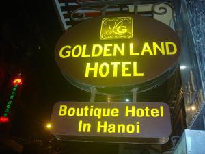 Golden Land Hotel, Отели  Ханой - big - 25