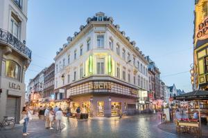 Safestay Brussels - Sint-Joost-ten-Noode