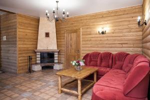 Lodge Lesnoy Barin - Bol'shaya Siul'ta