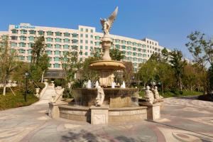 Wyndham Hotel Qingdao XinJiang, Hotels  Qingdao - big - 56