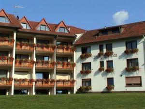 Hotel Burg Waldau - Hammelbach