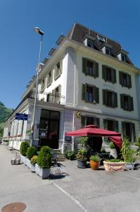 Hotel Pension de la Gare