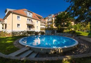 Apparthotel Steiger Bad Schandau - Kleinhennersdorf