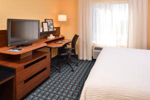 Fairfield Inn & Suites Louisville North / Riverside, Szállodák  Jeffersonville - big - 18