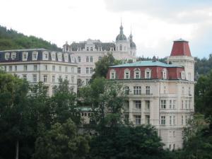Apartment Fairy Tale, Ferienwohnungen  Karlsbad - big - 25