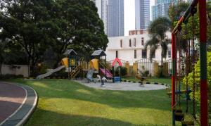 Somerset Grand Citra Jakarta, Aparthotely  Jakarta - big - 76