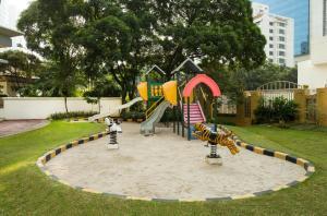 Somerset Grand Citra Jakarta, Aparthotely  Jakarta - big - 56