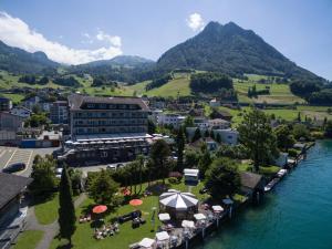 Seerausch Swiss Quality Hotel, Буокс