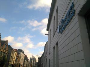 Auberge de Jeunesse de Tournai, Турне