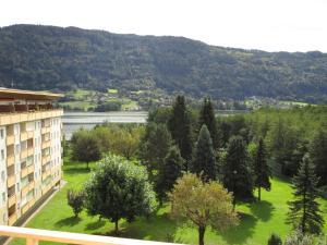 obrázek - KMB Appartement direkt am Ossiachersee - KE1 - mit Seeblick