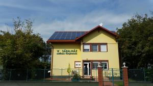 Penzión Sába-Ház Balatonboglár Maďarsko