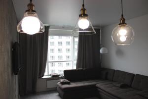 Stylish Apartment on Ushakovskaya - Novaya Derevnya