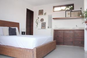 Residencia Gorila, Apartmanhotelek  Tulum - big - 143