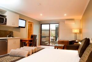 Bairnsdale Motel, Мотели  Бэрнсдейл - big - 22