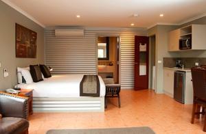 Bairnsdale Motel, Мотели  Бэрнсдейл - big - 4
