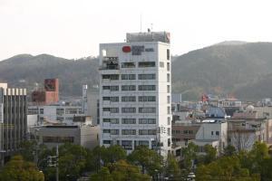 Auberges de jeunesse - Tsuyama Central Hotel Annex
