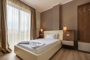 Dilo Hotel, Szállodák  Tirana - big - 13