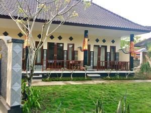Nusa Garden Home Stay, Privatzimmer  Nusa Lembongan - big - 13