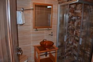 Wellness Apartmány Andrea, Appartamenti  Zdíkov - big - 43