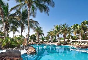 Adrián Hoteles Jardines de Nivaria, Hotely  Adeje - big - 19