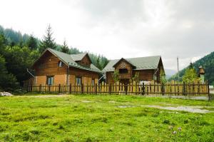 Гостевой дом Kryvorizka Palanka, Микуличин