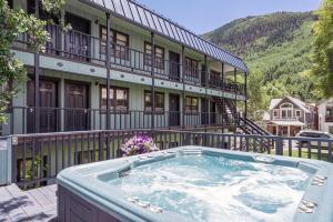 The Victorian Inn, Penziony – hostince  Telluride - big - 24
