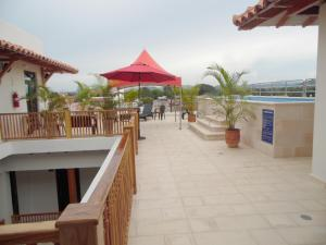 Hotel Presidente Las Tablas, Szállodák  Las Tablas - big - 22