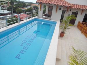 Hotel Presidente Las Tablas, Hotel  Las Tablas - big - 26