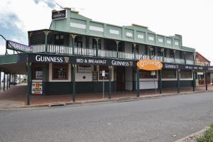 Hostels und Jugendherbergen - O\'Dowds Hotel/Motel Rockhampton