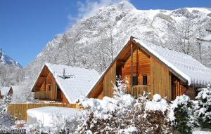 Location gîte, chambres d'hotes Odalys Chalet La Lauze dans le département Isère 38