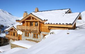Location gîte, chambres d'hotes Odalys Chalet Leslie Alpen dans le département Isère 38