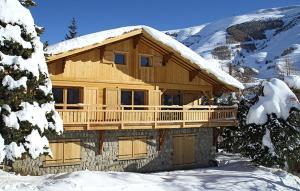 Location gîte, chambres d'hotes Odalys Chalet La Muzelle dans le département Isère 38