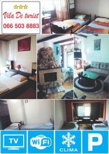 Vila De turist, Мини-гостиницы  Нова-Варош - big - 19
