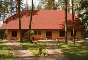 Guest House Gaujaspriedes