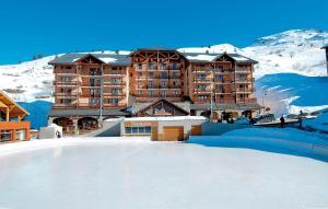 Odalys L'Ours Blanc - Hotel - Valmeinier