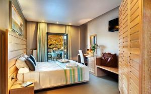 Double or Twin Room with Sea View Hotel Filakas