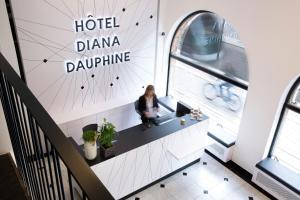 Hôtel Diana Dauphine - Hotel - Strasbourg