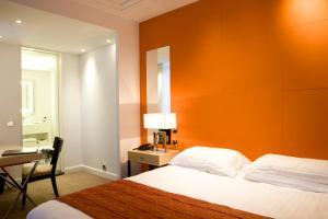 4 hvězdičkový hotel Hôtel De Castiglione Paříž Francie