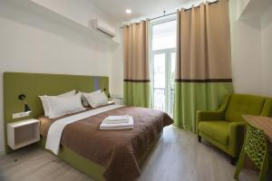 Partner Guest House Khreschatyk, Appartamenti  Kiev - big - 76