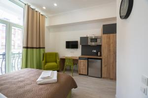 Partner Guest House Khreschatyk, Appartamenti  Kiev - big - 77