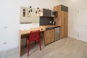 Partner Guest House Khreschatyk, Appartamenti  Kiev - big - 25