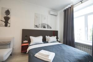 Partner Guest House Khreschatyk, Appartamenti  Kiev - big - 24
